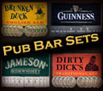 Pub Bar Sets