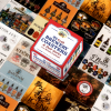 25 British and Irish Craft Beer and Cider Brewery Coasters