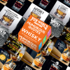 25 Humorous Quotes about Whisky Coasters, funny, with Trivia Quiz