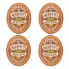Murphy's Irish Stout Coasters from Pub World – Set of 4