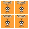 Stones Bitter Coasters from Pub World – Set of 4